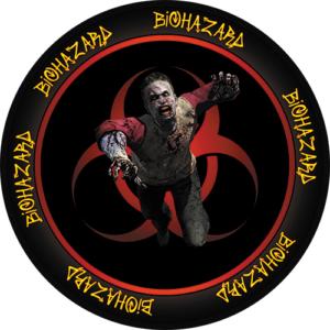 Biohazard Slipmat