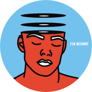 Eya Records Blue Slipmat