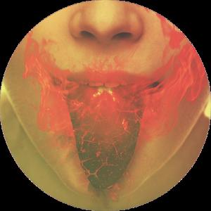 Fire Tongue Slipmat