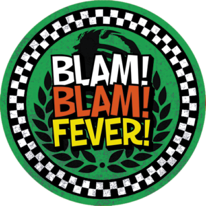 Black Slab – Blam Blam Fever Slipmat