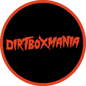 Dirtbox 8 – Red / Black Slipmat