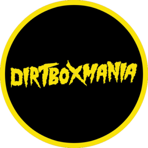 Dirtbox 9 – Black / Yellow Slipmat