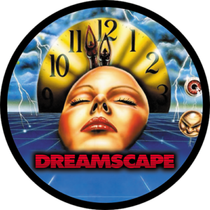 Dreamscape – Flyer 1 Slipmat