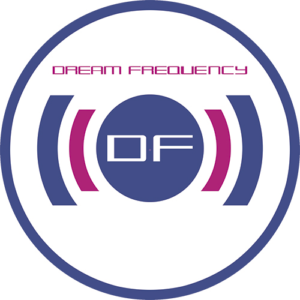 Dream Frequency Logo – Slipmat