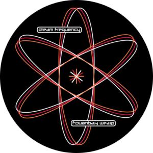 Dream Frequency – Black Slipmat