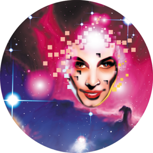 Ava in the stars Slipmat
