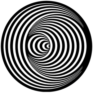 Swirl – Black & White Slipmat