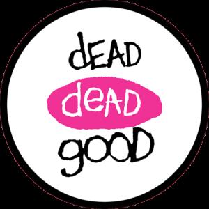 Dead Dead Good Logo Slipmat