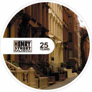 Henry Street Music 2 Slipmat