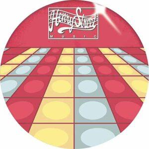 Henry Street Music 8 Slipmat