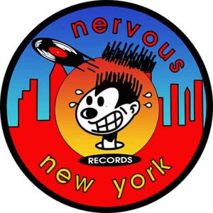 Nervous New York A Slipmat