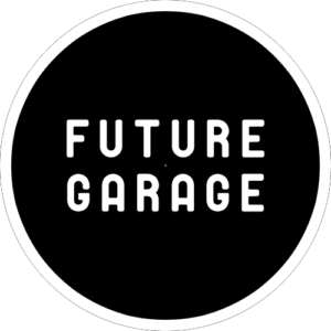 Future Garage Black Slipmat