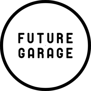Future Garage White Slipmat