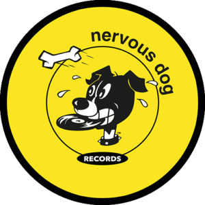 Nervous Dog Slipmat