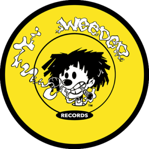 Nervous / Weeded Records Slipmat