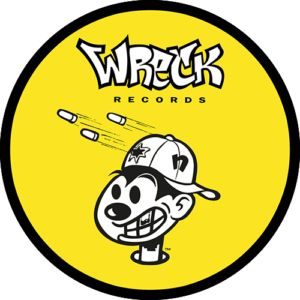 Nervous / Wreck Records Slipmat