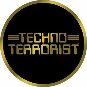 Techno Terrorist – Gold Slipmat