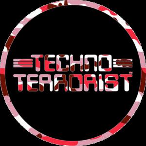 Techno Terrorist – Red Camo Slipmat
