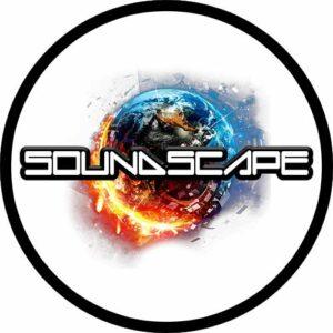 Sound Scape – White Slipmat