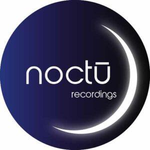 Noctu Recordings Logo Slipmat
