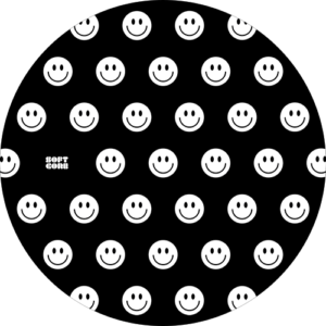 SoftCore Smileys Slipmat