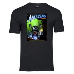 Junior Tomlin T-shirt – Brain Eaters