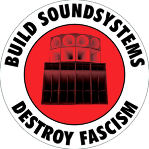 Reggae Roast – Anti-Fascist Slipmats