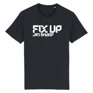 Jim Sharp Fixup – Black T-shirt