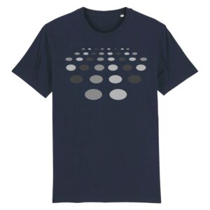 Noctu – Dots T-shirt Version 2