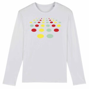 Noctū – Dots Long Sleeve T-shirt Version 1
