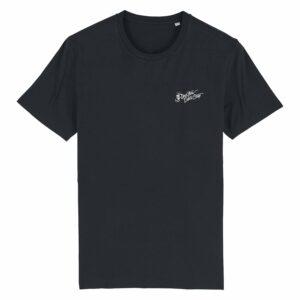 Jim Sharp And You Don't Stop – Black T-shirt