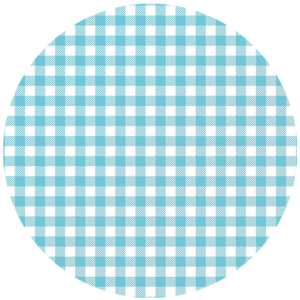 Black Slab Gingham Sky Slipmat