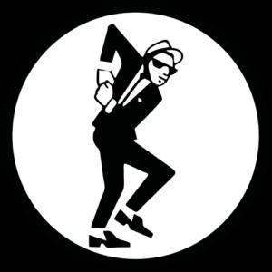 Black Slab Ska Rudeboy Slipmat