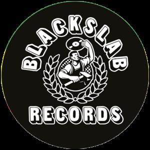 Black Slab Wreath Black Slipmat