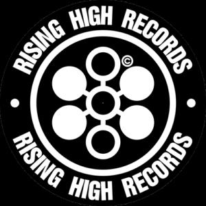 Rising High Records – Slipmat Design 10