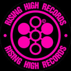 Rising High Records – Slipmat Design 11