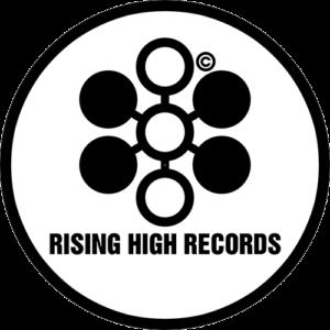 Rising High Records – Slipmat Design 4