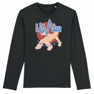 Limbo Records Long Sleeve T-shirt Black 2