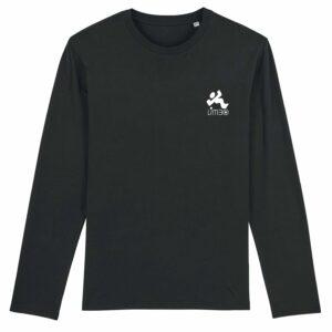 Limbo Records Long Sleeve T-shirt Black 3