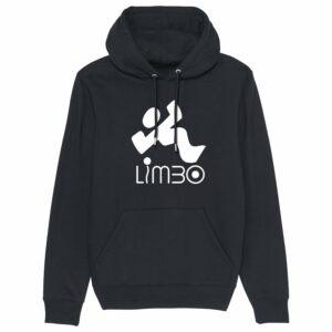 Limbo Records Hoodie Black 4