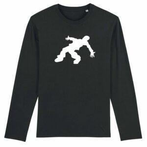 Limbo Records Long Sleeve T-shirt Black 4