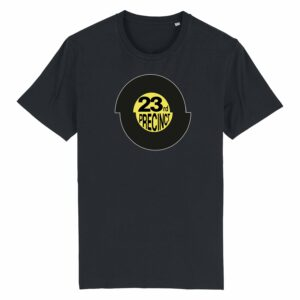 23rd Precinct T-shirt Black 2
