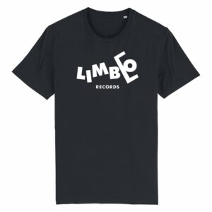 Limbo Records Retro T-shirt Black 6