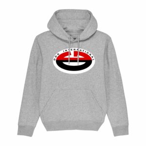 Dead Dead Good International Hoodie Heather Grey