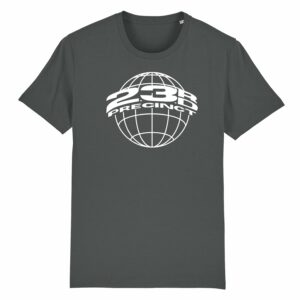 23rd Precinct Retro T-shirt Grey 1