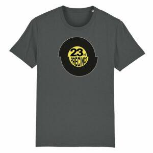23rd Precinct T-shirt Grey 2