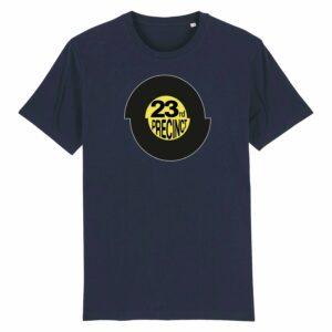 23rd Precinct T-shirt Navy 2