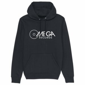 Omega Records Hoodie Black