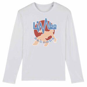 Limbo Records Long Sleeve T-shirt White 2