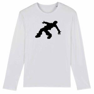 Limbo Records Long Sleeve T-shirt White 5